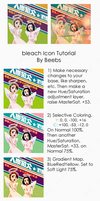 Bleach Icon Tutorial by Blackbird97