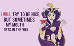 Trying to be nice by prostomixtape