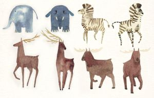 Animales by JF3