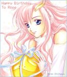 Lacus for Rose by chihaya