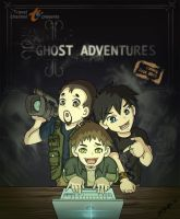 Ghost adventureS 2010 by JLKSage