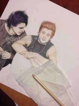 *New* 5SOS - W.I.P. by Brit-Jack