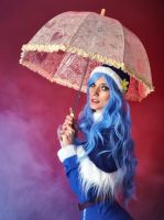 Juvia. Fairy Tail. by MarinaReIkO
