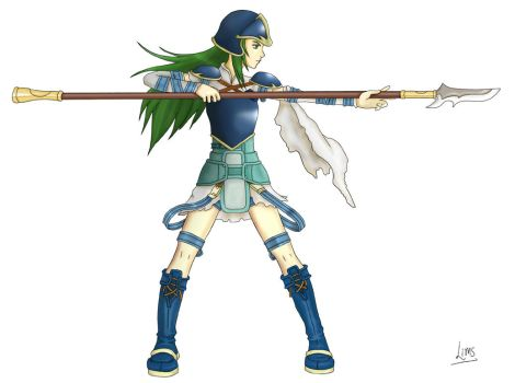 Nephenee Color - No BG by lims
