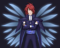 Kratos Aurion Colab by GrayPaladin