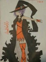 My Soul Eater Witch by AfBri-Chan