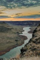 Snake River Canyon by ShamelessRain