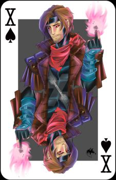 Playing the Gambit Card by Radiant-Grey