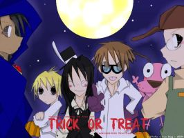 KND:Trick or Treat by tofu04