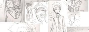 :O:Sketch Dump: DaDr and Stuff by Alt-IZ-Lurve