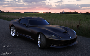 Viper Black front 2880x1800 by Ajaxial