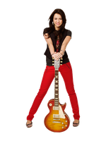 Miley png by Anahir