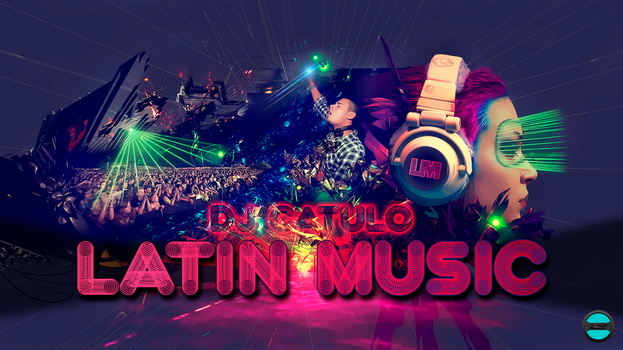 LatinMusic Wall by Z-Designs