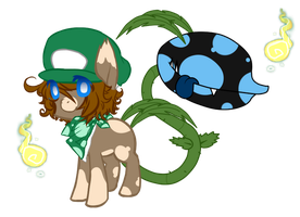 Pre-Bought pony - Luigi Pony by Ad-opt