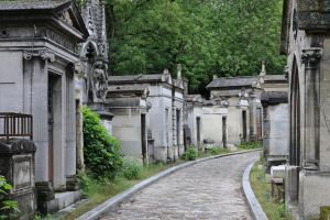 Pere lachaise Stock 075 by Malleni-Stock