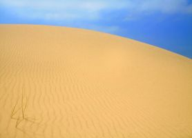 Sand dunes in the sky. by nectar666