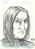 Severus Snape by Nortedesigns