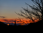 Sunset on the 20th of March by IoannisCleary