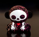 iHeart Skelanimal by IllustratedEye