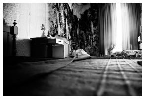 In A Hovel Of A Bed by negateven