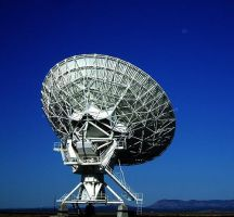 Very Large Array two by Stykkisholmur