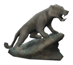 [Free Map Object] Cat Statue by Some-Art