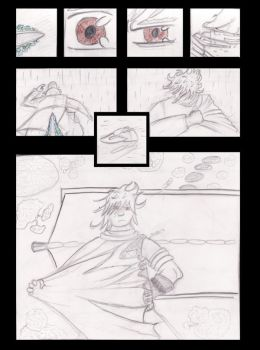 'slaget' page 3 by thrull