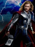 Thor by Flohquaste