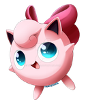 Smash Bros Roster Project - Jigglypuff by Togekisser