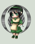 Toph by AznAshie