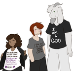 Shirts by Channydraws