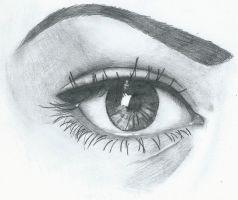 Eye Drawing 2 by mor4674j