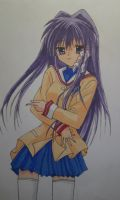 Kyou by MargaHeartfilia
