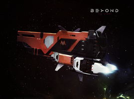 Confederation Inquisitor - BEYOND THE STARS by LimonTea