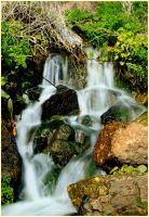 Waterfall by SweeneyTed