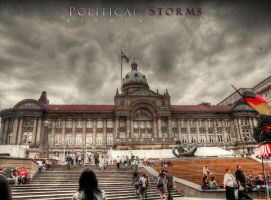 Political Storms.. by ande-art