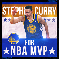 Stephen Curry - For The MVP! by LifeAlpha