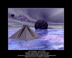 strange worlds by fraterchaos