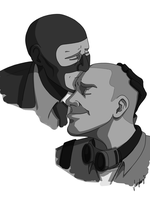 Spy and engi for Lithe by vangberg