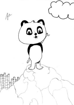 Henry the Panda by Zaza-san