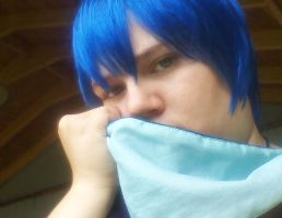 Kaito practice 1 by Mikay-Chan