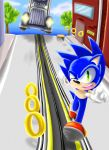 Escape from the...CRAZY GUN TRUCK oAo' lol by Sonicbandicoot