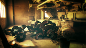 Mechanized Chaos by HelixDesigner