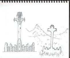 #15 Concept Tower by Postman6611