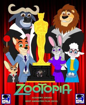 Best Animated Film Winner by EJHusky