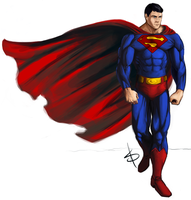Superman02 by PaintedKing