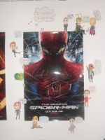 Avengers Characters harassing Spider Man by AbbyCatWolff