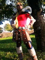 Astrid Cosplay - How to train your dragon 2 (3) by Domadraghi