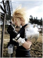 FFVII: surrounded by heaviness by Sansex