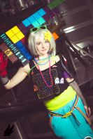 Arcade Riven from League of Legends by MandaCowled